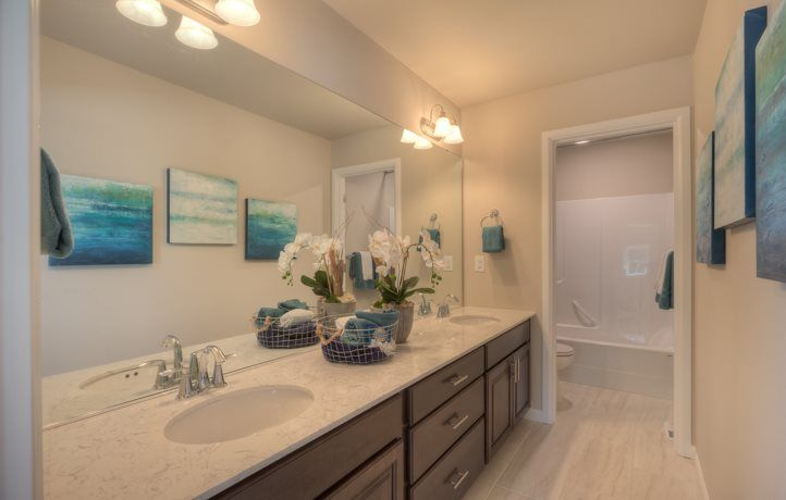 Bathroom featured in the Sequoia By Lennar in Seattle-Bellevue, WA