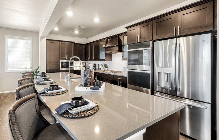 Kitchen featured in the Ballinger By Lennar in Seattle-Bellevue, WA
