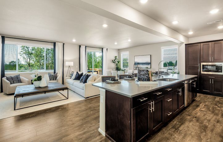 Living Area featured in the Ballinger By Lennar in Seattle-Bellevue, WA
