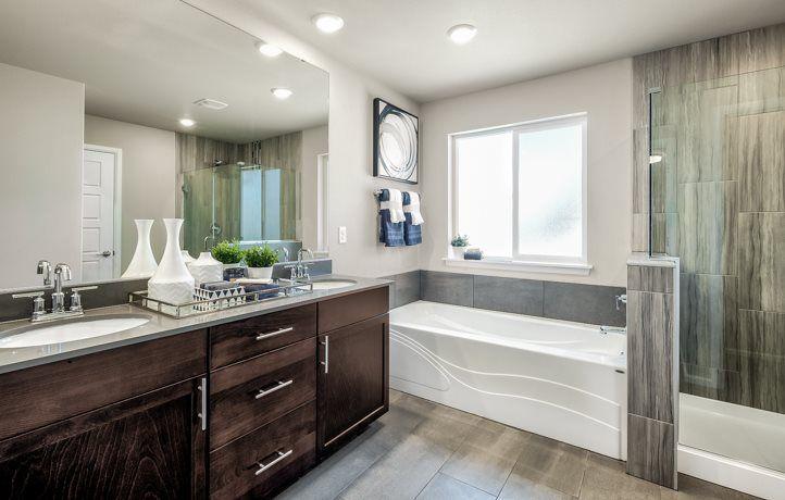 Bathroom featured in the Ballinger By Lennar in Seattle-Bellevue, WA