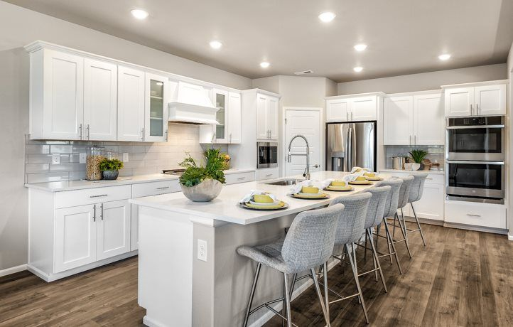 Kitchen featured in the Columbia By Lennar in Seattle-Bellevue, WA