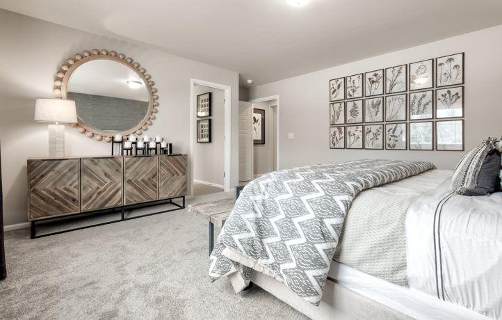 Bedroom featured in the Sequoia II, Village By Lennar in Seattle-Bellevue, WA