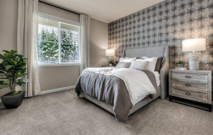 Bedroom featured in the Carnation, Village By Lennar in Seattle-Bellevue, WA