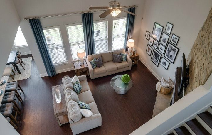 Living Area featured in the Prague By Lennar in Nashville, TN