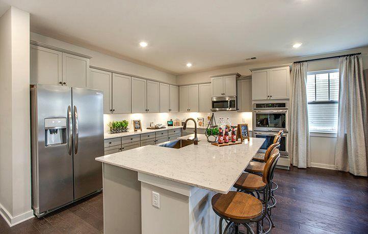 Kitchen featured in the Warner By Lennar in Nashville, TN
