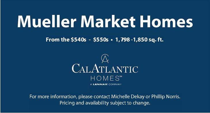 Mueller Market Homes