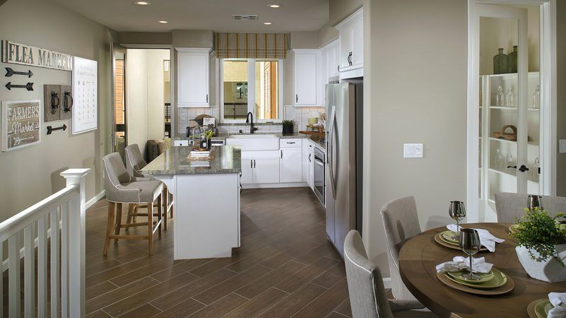 Living Area featured in the Residence One By CalAtlantic Homes in Oakland-Alameda, CA