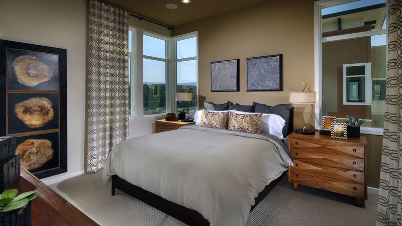 Bedroom featured in the Residence Two By CalAtlantic Homes in Oakland-Alameda, CA