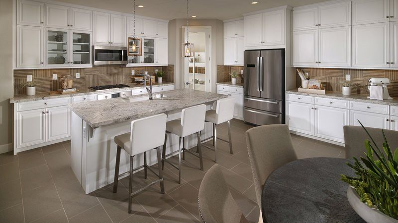 Kitchen featured in the Residence Four By CalAtlantic Homes in Oakland-Alameda, CA