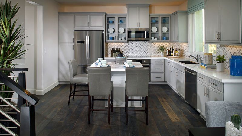 Kitchen featured in the Residence Five By CalAtlantic Homes in Oakland-Alameda, CA