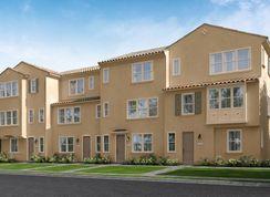 Residence 1 - Pacific Village - The Promenade: San Diego, California - Lennar