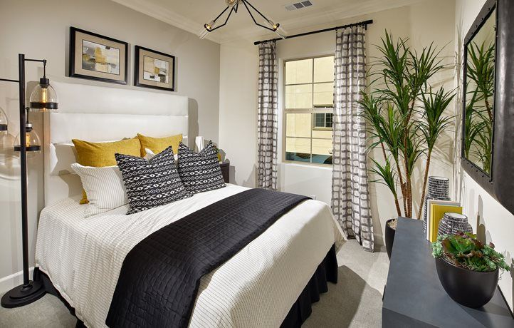 Bedroom featured in the Residence 2X By Lennar in San Diego, CA
