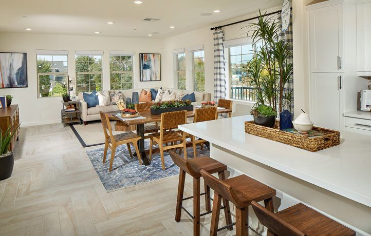 Living Area featured in the Residence 1 By Lennar in San Diego, CA