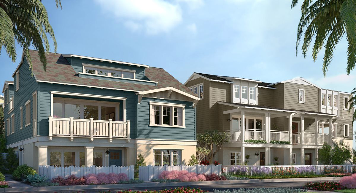 Exterior featured in the Residence 10 By Lennar in San Diego, CA
