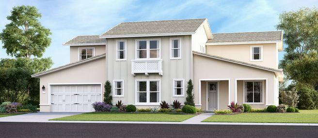 22065 Long Trot Drive (Residence 1)