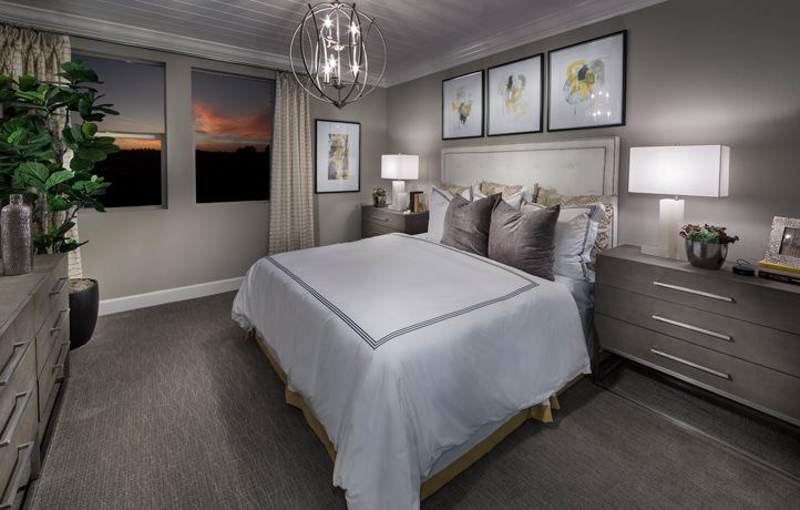 Bedroom featured in the Residence 3ALT By Lennar in San Diego, CA