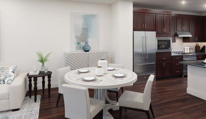 Kitchen featured in the Residence 3 By Lennar in San Jose, CA