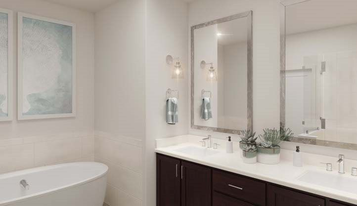 Bathroom featured in the Residence 3 By Lennar in San Jose, CA