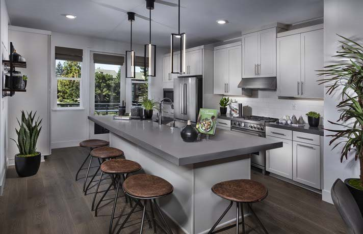 Kitchen featured in the Residence 6 By Lennar in San Jose, CA