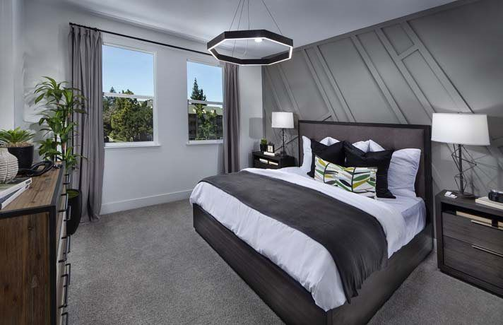 Bedroom featured in the Residence 6 By Lennar in San Jose, CA