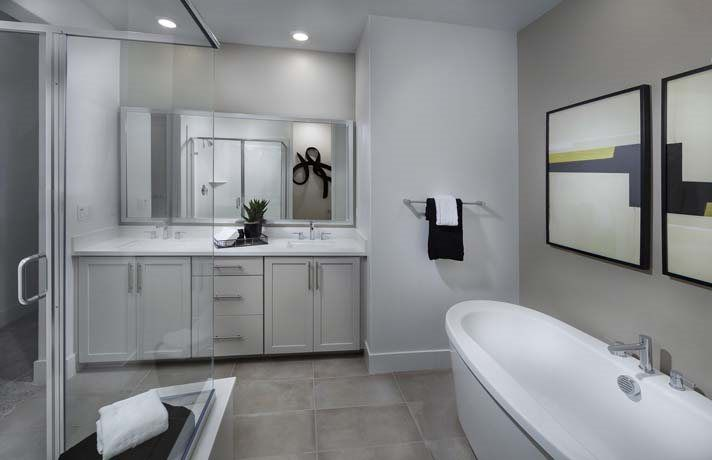 Bathroom featured in the Residence 6 By Lennar in San Jose, CA