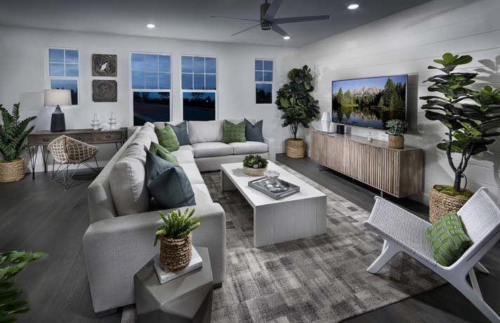 Living Area featured in the RESIDENCE TWO By Lennar in Oakland-Alameda, CA