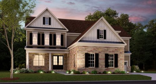 New Homes By Calatlantic Homes In Charlotte Nc 7 Communities