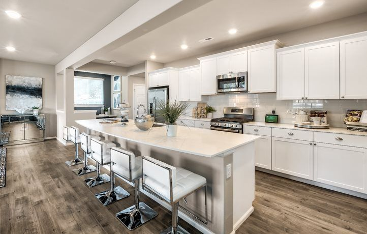 Kitchen featured in the Hickory By Lennar in Bremerton, WA