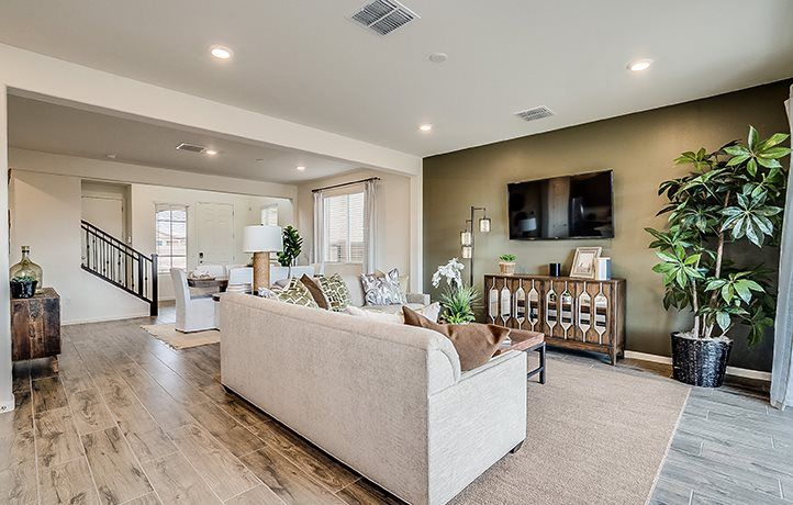 Living Area featured in the Ventana - NextGen By Lennar in Tucson, AZ