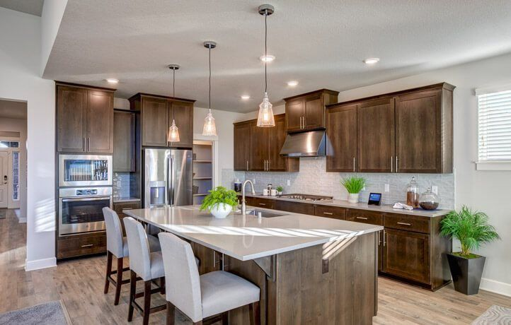 Kitchen featured in the Deschutes By Lennar in Portland-Vancouver, WA