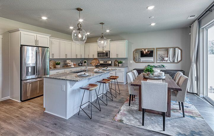 Kitchen featured in the Cypress By Lennar in Portland-Vancouver, WA