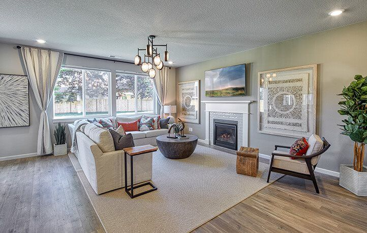 Living Area featured in the Cypress By Lennar in Portland-Vancouver, WA