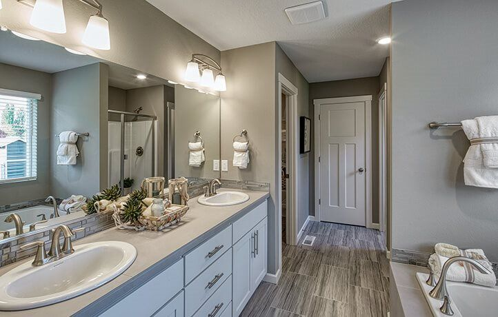 Bathroom featured in the Cypress By Lennar in Portland-Vancouver, WA
