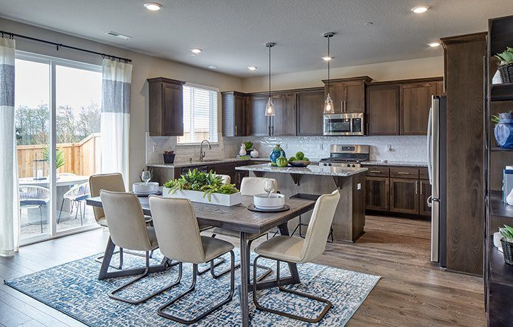Kitchen featured in the Willow By Lennar in Portland-Vancouver, WA