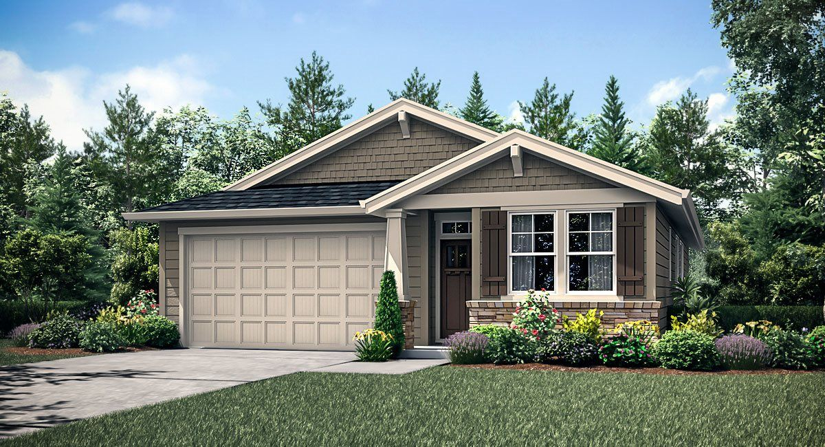Exterior featured in the Carlton By Lennar in Portland-Vancouver, WA