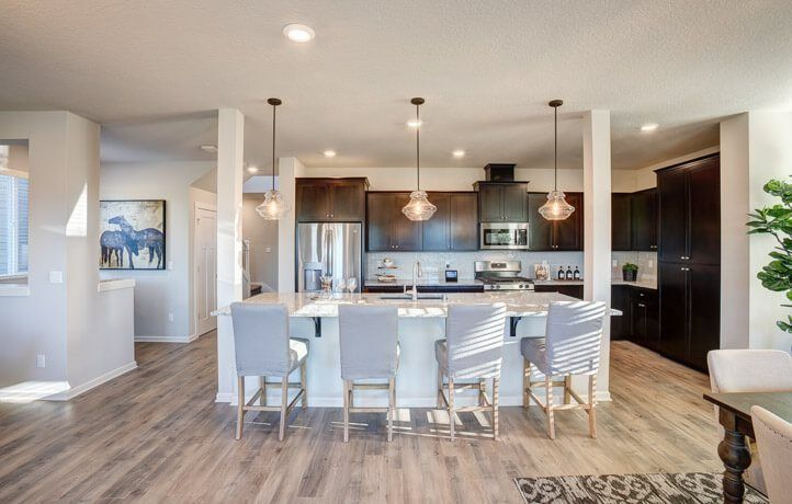 Kitchen featured in the Ashland By Lennar in Portland-Vancouver, WA
