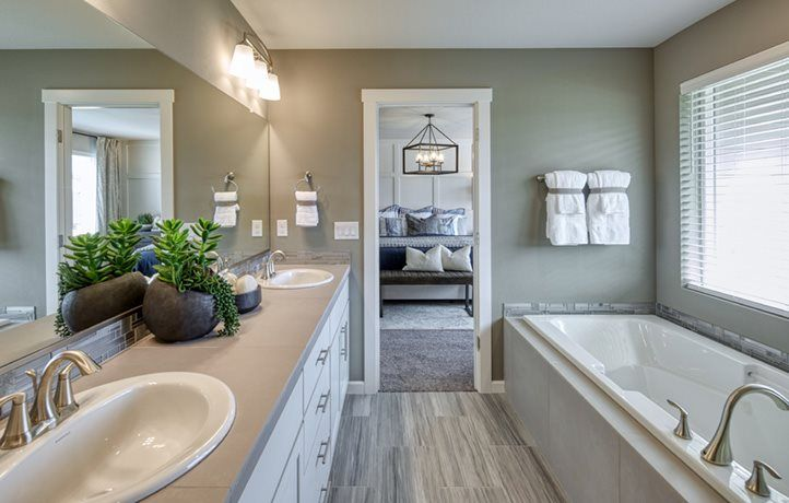 Bathroom featured in the Willow By Lennar in Portland-Vancouver, WA