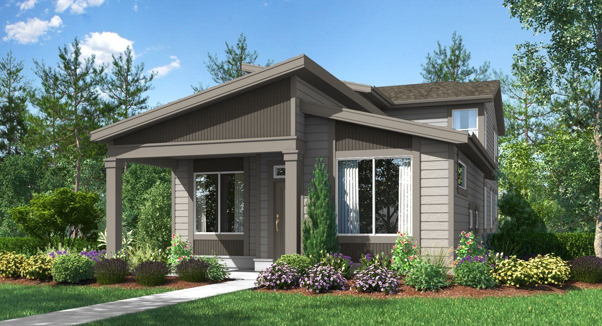 Exterior featured in the Cardwell By Lennar in Portland-Vancouver, OR