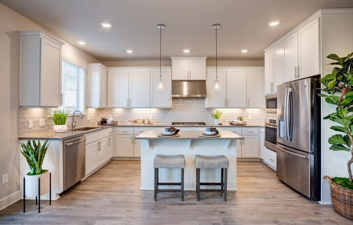 Kitchen featured in the Willow By Lennar in Portland-Vancouver, OR