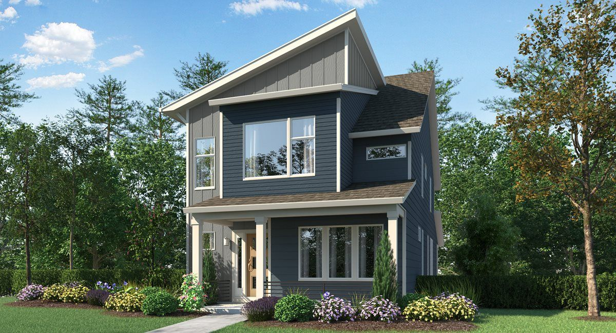 'Reed's Crossing - The Legacy Collection' by Lennar - Portland Homebuilding in Portland-Vancouver