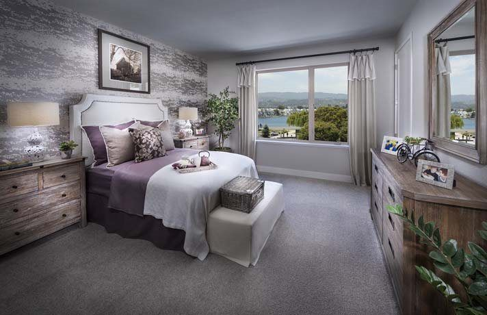 Bedroom featured in the Residence A- Avery 1 By Lennar in San Francisco, CA