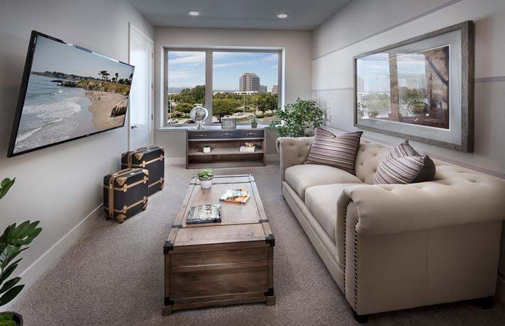 Living Area featured in the Residence B- Avery 1 By Lennar in San Francisco, CA