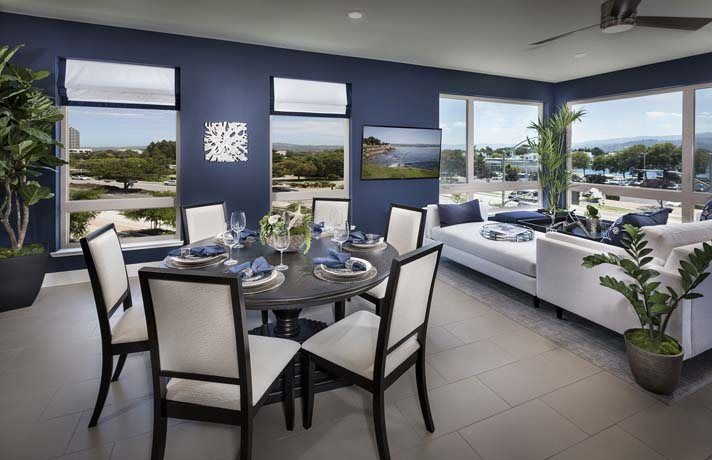 Living Area featured in the Residence C- Avery 1 By Lennar in San Francisco, CA