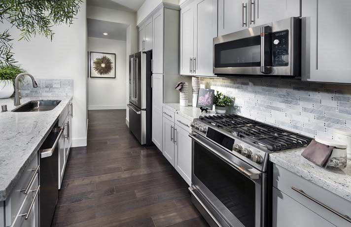 Kitchen featured in the Residence D- Claremont By Lennar in San Francisco, CA