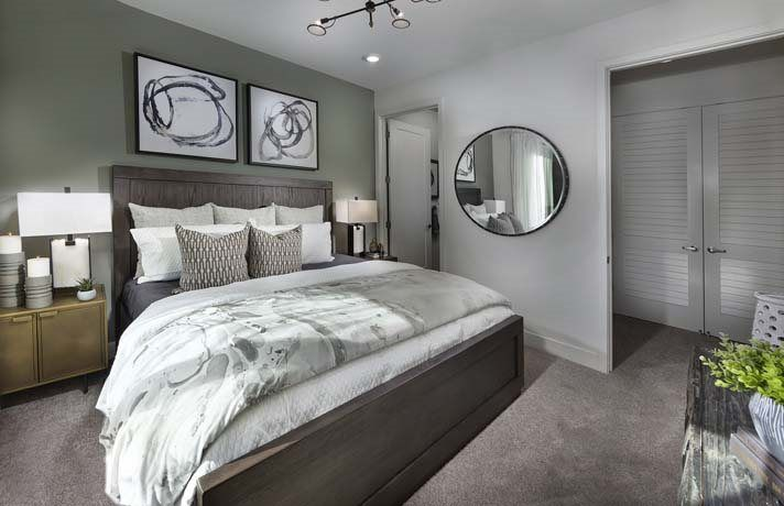 Bedroom featured in the Residence D- Claremont By Lennar in San Francisco, CA