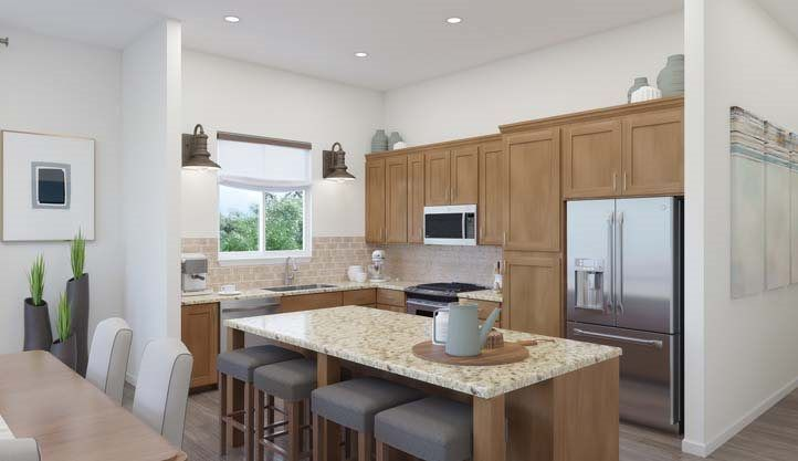 Kitchen featured in the Residence B- Claremont By Lennar in San Francisco, CA