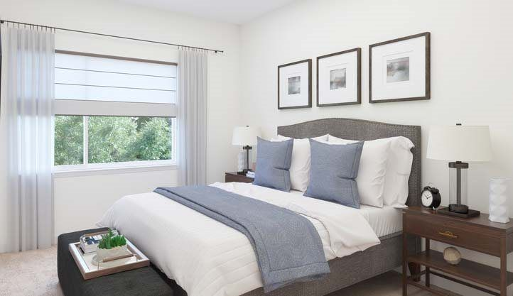 Bedroom featured in the Residence B- Claremont By Lennar in San Francisco, CA