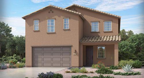 Estrella Del Norte by Lennar in Tucson Arizona