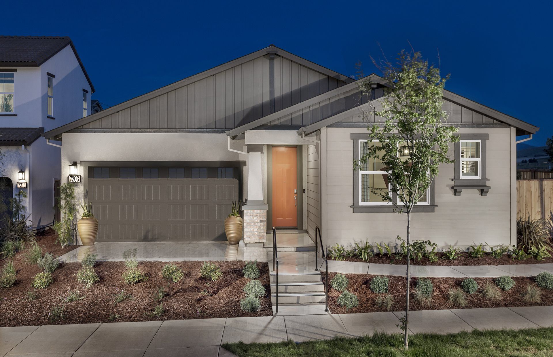 'Tracy Hills - Amber' by Lennar - Bay Area Homebuilding in Stockton-Lodi