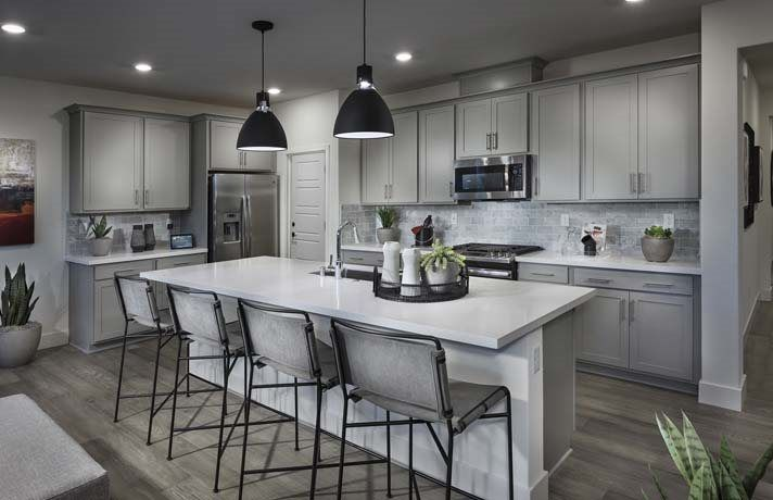 Kitchen featured in the RESIDENCE ONE By Lennar in Stockton-Lodi, CA